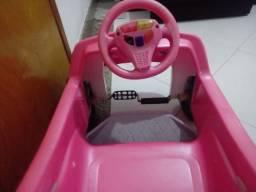 Carro de menina
