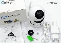 Super câmera de segurança