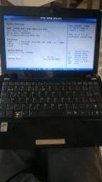 Netbook Asus eee pc 1101ha ligando
