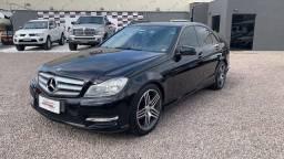 Título do anúncio: Mercedes c180 2013