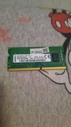 Memória RAM Notebook 4GB DDR4