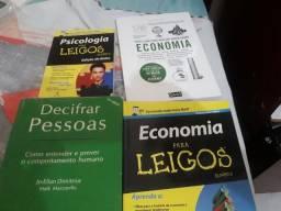Livros economia e psicologia