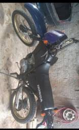 Título do anúncio: Moto XLR 125