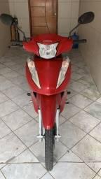 Honda Biz 125 2021 Emplacada