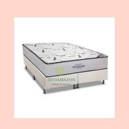 Título do anúncio: cama queen de espuma HR45