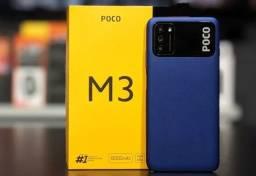 Poco M3 Azul 4+128Gb