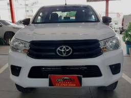 Título do anúncio: Toyota Hilux Cabine Dupla Hilux 2.8 TDI STD CD 4x4