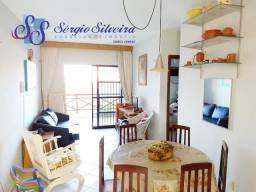 Título do anúncio: Apartamento no Porto das Dunas perto da praia com 2 quartos semi mobiliado com area de laz