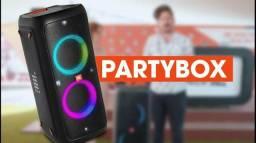 JBL Partybox 100 Caixa de Som JBL Original