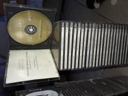 Coleção de cds clássico masters