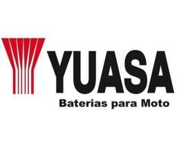 Maior estoque de Baterias para Moto Yuasa, Baterias Vulcânia com preços Especiais!