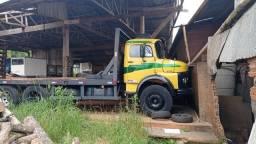 Título do anúncio: Caminhão Prancha 2213 Traçado Reduzido Rampa Hidráulica