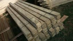 Madeira de Pinus Tratado em Usina Autoclave