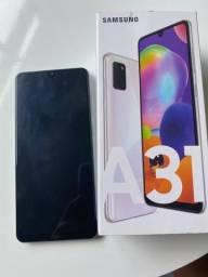 Título do anúncio: Samsung A31 semi novo