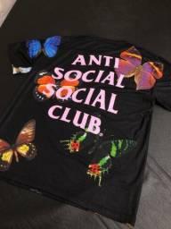 Camiseta Assc  100% original