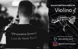 Título do anúncio: Aulas particulares de violino