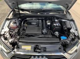 Título do anúncio: A3 sedan 1.4 turbo aut 2018 Carro zerado! 46km! Troco e financio! Chama no zap!