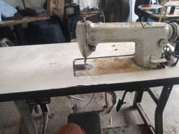 Máquina costura singer Reta
