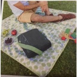 Título do anúncio: Vendo kit passeio bolsa+tapete