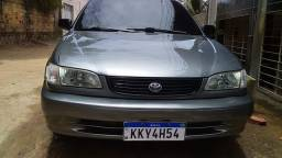 Título do anúncio: Corolla 2001 - Venda - Troca em carro e moto