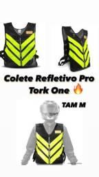 Título do anúncio: Colete Refletivo Pro Tork One TAM M