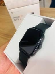 Título do anúncio: Relógio Amazfit GTS 2 (Preto) R$ 929,00