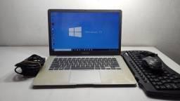 Título do anúncio: Notebook seminovo HD 32GB Ssd  2GB Memória R$500