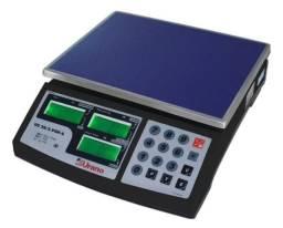 Balança Comercial Digital Urano Us Pop-s 20kg 110v/220v Preta