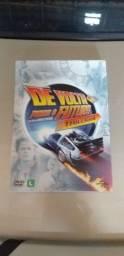 Título do anúncio: DVD Trilogia de Volta Para o Futuro