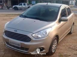 Título do anúncio: Ford Ka+ Sedan SE 1.0 Flex Prata