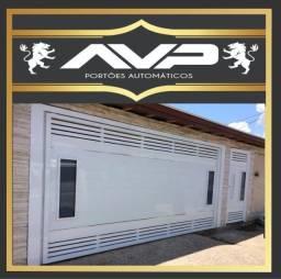 Fabrica de Portões em aluminio - 71 3488-6135