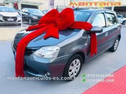 Título do anúncio: Toyota ETIOS XS 1.3 Flex 16V 5p Mec.