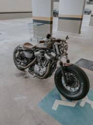 Harley 883 XL 2006 27.000km