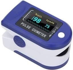 Oxímetro Digital de Dedo Medidor de Saturação de Oxigênio no Sangue Medidor de oxigenação