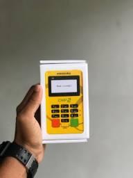 Chip2 máquina de cartão
