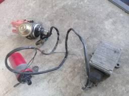 kit ignição eletrônica fusca kombi brasilia e outros vw a ar