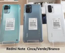 Note 10 Preto/Verde/Branco 4+64Gb
