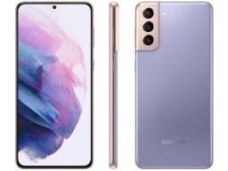 Smartphone Galaxy s21+ 128gb violeta lacrado
