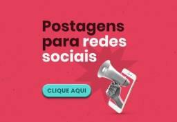 Título do anúncio: Designer Gráfico / Artes para Social media / Mídias Sociais