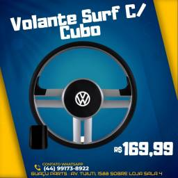 Volante Surf Rally C/ Cubo