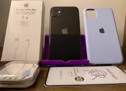 Título do anúncio: !! iPhone 11 Com acessórios !! em Perfeito estado!