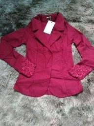 Título do anúncio: Blazer feminino/casacos feminino.