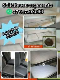 Higienizaçao de estofados, Colchão, Poltronas, Cadeiras