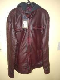 Jaqueta de motoqueiro top nunca usada