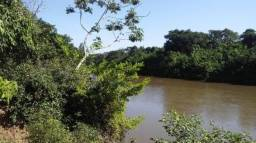 Rancho para pesca - Rio Aquidauana