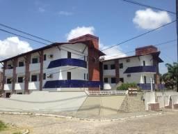 Apartamento Mobiliado em Ponta Negra (internet, tv a cabo, energia, iptu e condomínio)