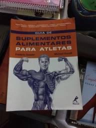 Livro Guia suplementos alimentares para atletas
