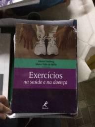 Livro Exercícios na Saúde e na Doença
