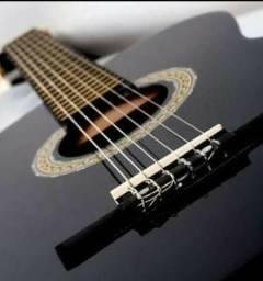Aulas de violão em domicílio