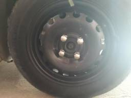 4 rodas de ferro 14 perfil 175/70